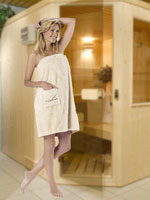 saunahandtuch um die h fte binden wie h lt das der sauna heimwerker. Black Bedroom Furniture Sets. Home Design Ideas