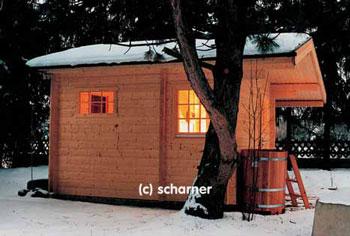 Sauna Fußboden Dämmen ~ Dämmung eine gartensauna und begrünung des daches der sauna